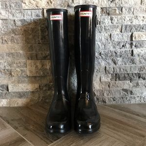 Hunter Boots *display